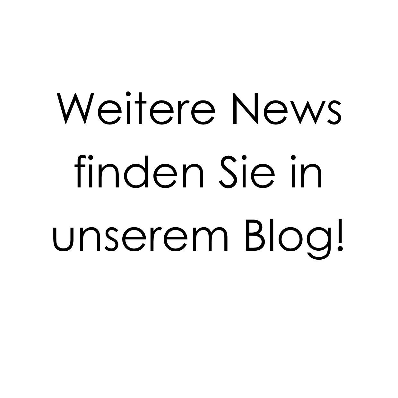 Weitere News finden Sie in unserem Blog