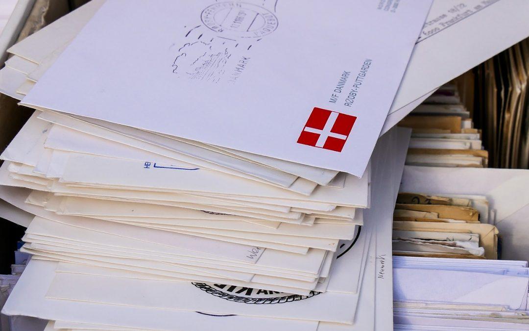 Posteingangsverwaltung: Schnell, einfach und umweltbewusst