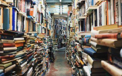 Wie löse ich am besten eine Büchersammlung auf?